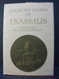 Collected Works of Erasmus Vol. 29: Literary and Educational Writings 7