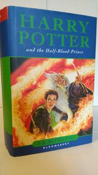 Harry Potter and the half-blood prince (Children's Design)