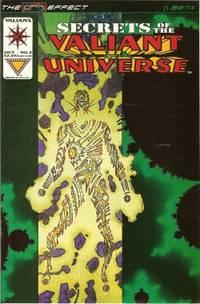 SECRETS OF THE VALIANT UNIVERSE: Oct #2