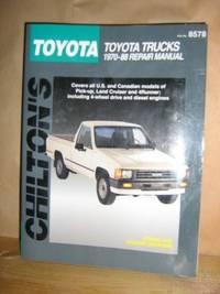 Toyota Trucks 1970-88 Repair Manual