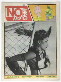 No Mag, 1984, Issue No. 13 [Los Angeles Art, Fashion, Punk, Music, No Magazine]