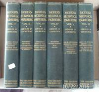 Modern Mechanical Engineering. A Practical Treatise Written by Specialists. 6 VOLUME SET