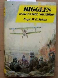image of Biggles of the Camel Squadron