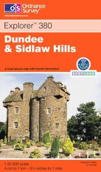 image of Dundee and Sidlaw Hills (Explorer S.)