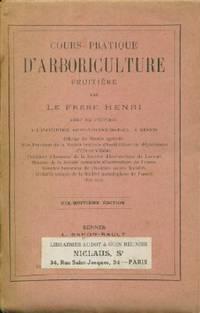 Cours Pratique D\'Arboriculture Fruitiere
