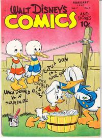 Walt Disney\'s Comics and Stories 77