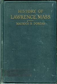 image of History of Lawrence Massachusetts with War Records