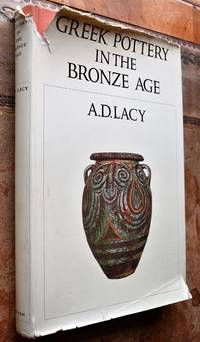 Greek Pottery In The Bronze Age