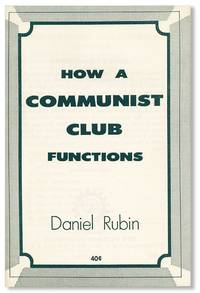 How a Communist Club Functions