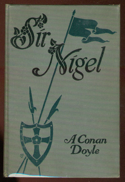 New York: McClure, Phillips & Co, 1906. Hardcover. First American edition. Faint offsetting througho...