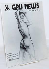 image of GPU News: vol. 8, #10, July 1979: Art by Mario of Mexico