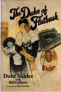 image of The Duke of Flatbush (Zebra books)