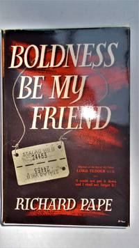 image of Boldness be my friend.