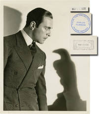 The Maltese Falcon (Collection of 20 original photographs from the 1931 pre-Code film) by  Ricardo Cortez (starring)  Dashiell (novel); Roy Del Ruth (director); Bebe Daniels - 1931 - from Royal Books, Inc. (SKU: 143515)