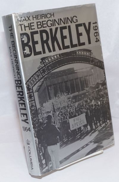 New York: Columbia University Press, 1970. Hardcover. 317p., illus., very good condition in a shelf ...