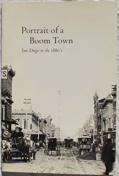 San Diego:: The California Historical Quarterly,, 1971. Paperback. Very Good. Offprint from: The Cal...