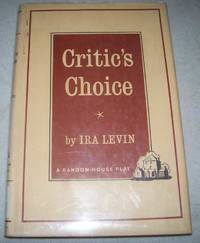 Critic's Choice: A Comedy