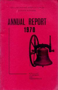 image of The Lancashire Association of Change Ringers Annual Report 1970