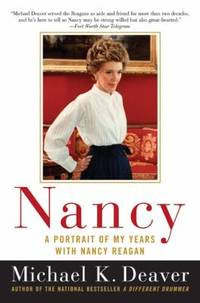 Nancy : A Portrait of My Years with Nancy Reagan
