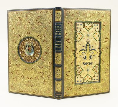 London: C. H. Reynell for C. and J. Ollier, 1819. FIRST EDITION. 225 x 135 mm. (8 7/8 x 5 3/8