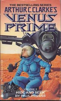 HIDE AND SEEK: Arthur C. Clarke's Venus Prime V #3