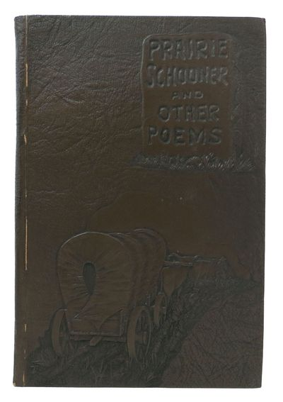 Guthrie, OK: The Co-Operative Publishing Co, 1929. 1st edition. INSCRIBED by author. Brown decorativ...