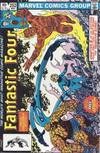 image of FANTASTIC FOUR: Mar #252