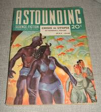 image of Astounding Science-Fiction for  July 1940