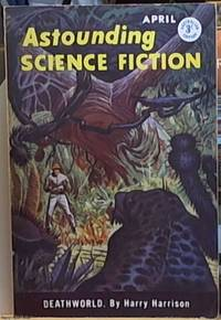 image of Astounding Science Fiction; Volume XVI, Number 2 (British Edition), April 1960