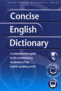Wordsworth Concise English Dictionary (Wordsworth Reference)
