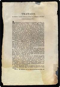 Tratado de amistad y alianza entre los estados de Guatemala y Los Altos.