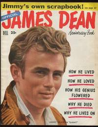 James Dean Official Anniversary Book