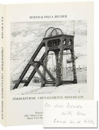image of Forderturme Chevalements Mineheads (First Edition, inscribed)