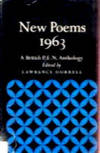 New Poems 1963: A British P.E.N. Anthology