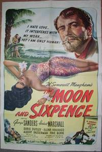 image of The Moon and Sixpence