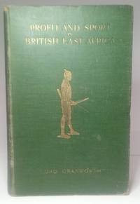 PROFIT AND SPORT IN BRITISH EAST AFRICA