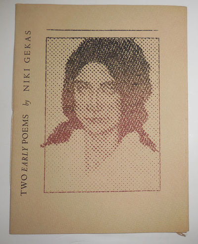 Chicago: The Ravine Press, 1976. First edition. Paperback. Very Good. Handsewn wrappers. Unpaginated...