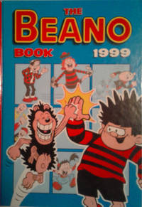 THE BEANO BOOK 1999