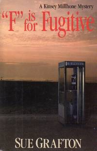 """F"" is for Fugitive  --  with Personal Inscription"