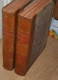 Return of Owners of Land - England and Wales ( exclusive of the Metropolis  ) 1873. Two Vols