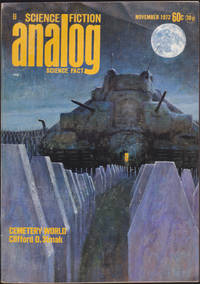 Analog Science Fiction / Science Fact, November 1972 (Volume 90, Number 3)