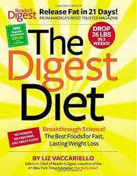 image of The Digest Diet: The Best Foods for Fast, Lasting Weight Loss