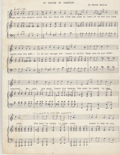 n.p.: n.p.. Privately printed. Sheet Music. Sheet music, very good+. The sheet was kept in an ancien...