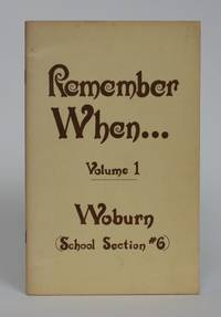 image of Remember When...Volume 1: Woburn (School Section #6)