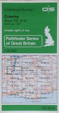 Pathfinder map sheet 1247: Crawley