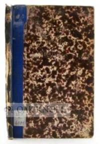 Philadelphia: William W. Axe, 1878. later quarter cloth with marbled paper-covered boards. Teachers'...