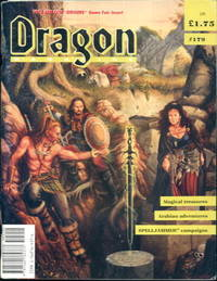 Dragon Magazine #179 March 1992