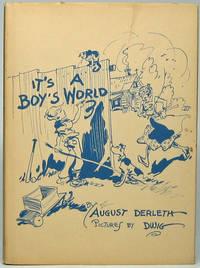 It's a Boy's World