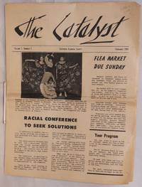 image of The catalyst volume I, number 5, February 1969