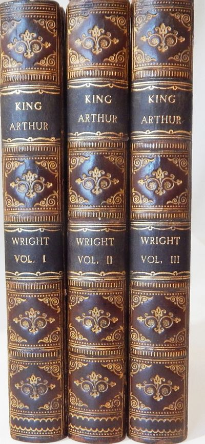 London: John Russell Smith, 1858. First edition. Hardcover. Very good. Three volumes. 12mo. Contempo...